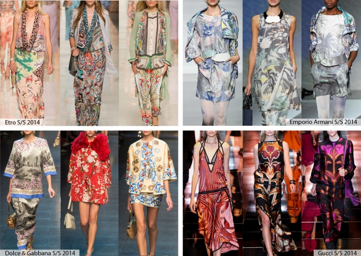 SS 14 Print Trends