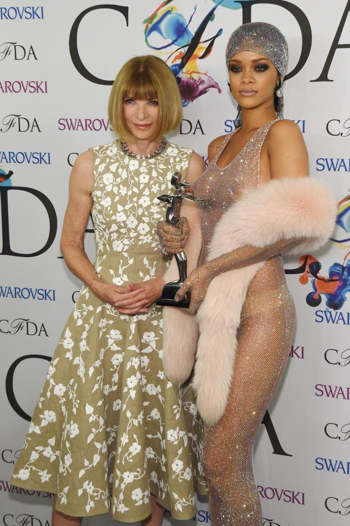 2014 CFDA Fashion Awards - Winners Walk