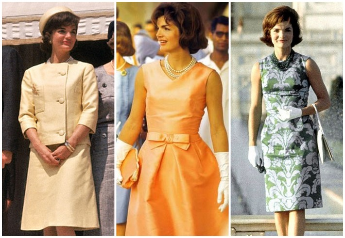Image result for jackie kennedy fashion