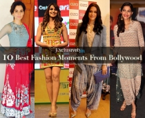 10 Best Fashion Moments from Bollywood
