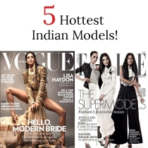 5 Hottest Indian Models