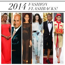 2014 Fashion Flashbacks!