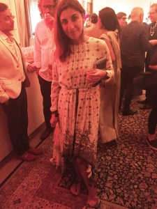 Cecile D'Ascoli in Patine at the Patine Fall Collection Preview copy