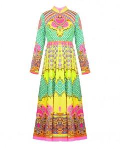 Manish Arora Multicoloured Digital Printed Suit
