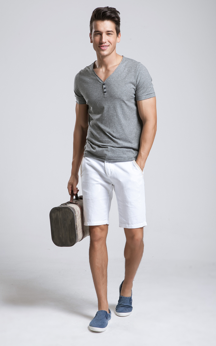 2015-Brand-Men-s-Casual-Board-Bermuda-Shorts-Men-Plus-size-Linen ...