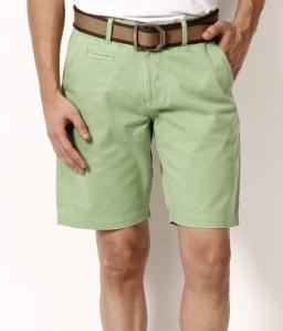Wills-Lifestyle-Moss-Green-Shorts-SDL234682110-1-0f560