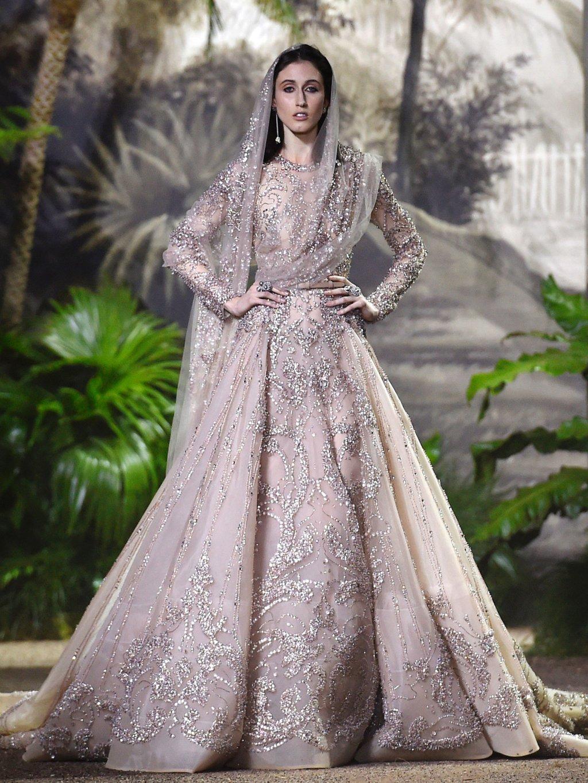 Berühmt Indian Brautkleid Bilder - Brautkleider Ideen - cashingy.info