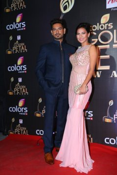 Keith and Rochelle Rao (Source: tellydhamal.com)