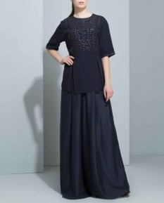 AM-PM-Navy-Blue-Georgette-SDL350452248-1-6d32b